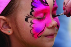 face-paint-girl